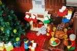 Decorative Christmas Scene (2)